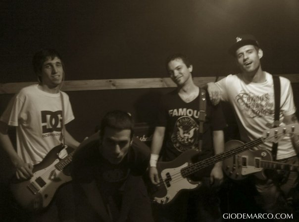 Gio De Marco's Forever Band in 2010