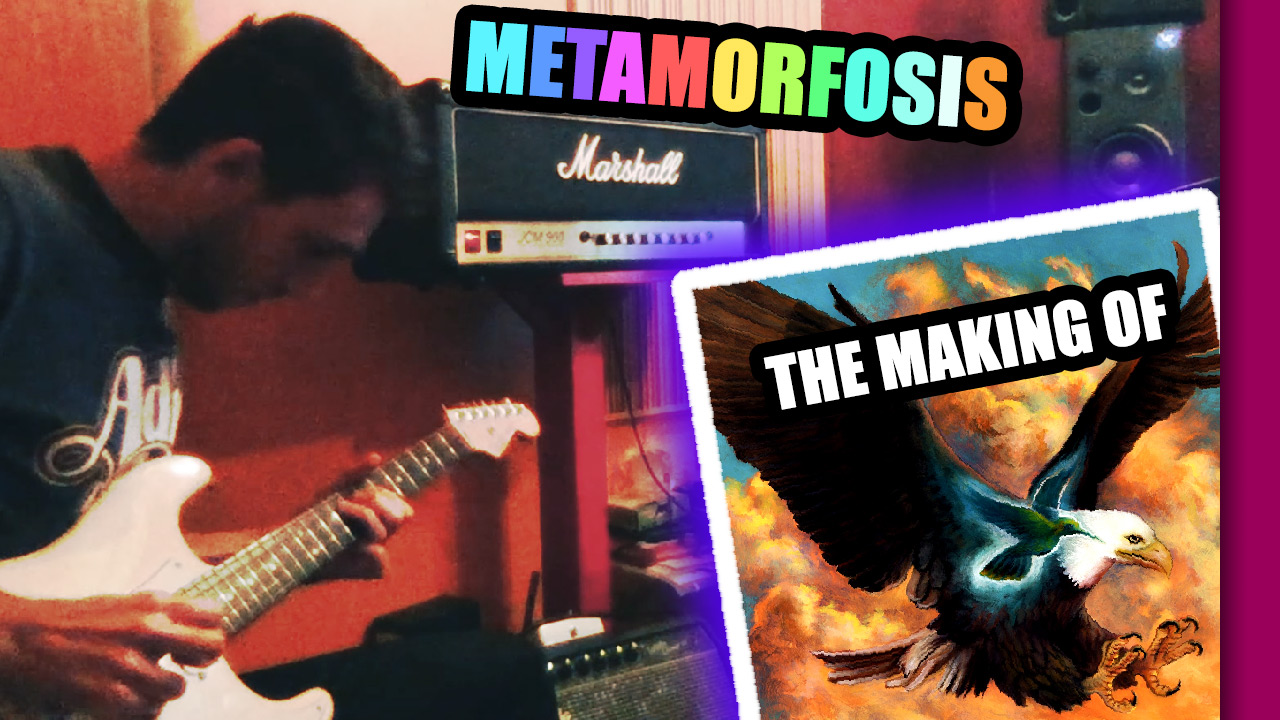 The Making of Metamorfosis Documentary By Gio De Marco