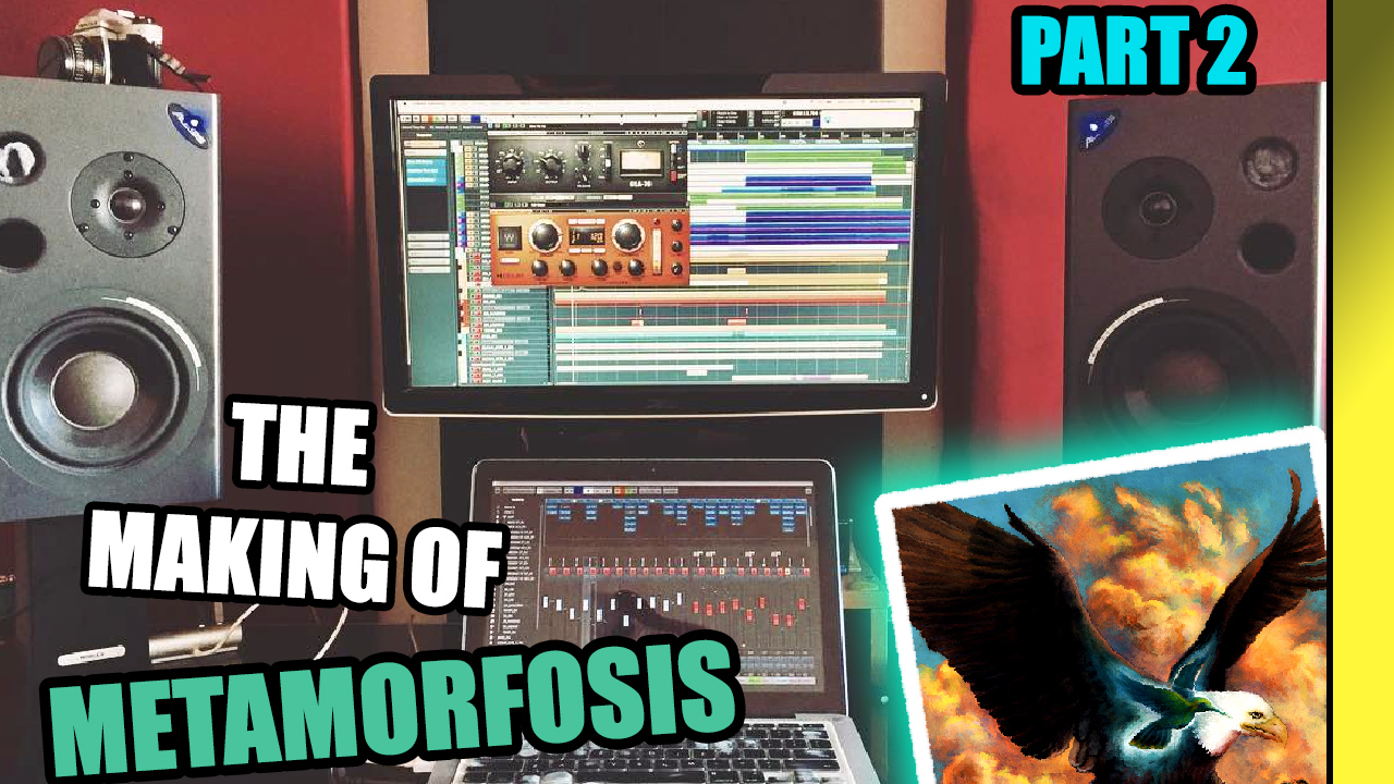 Making Of Metamorfosis Music Production Documentary by Gio De Marco