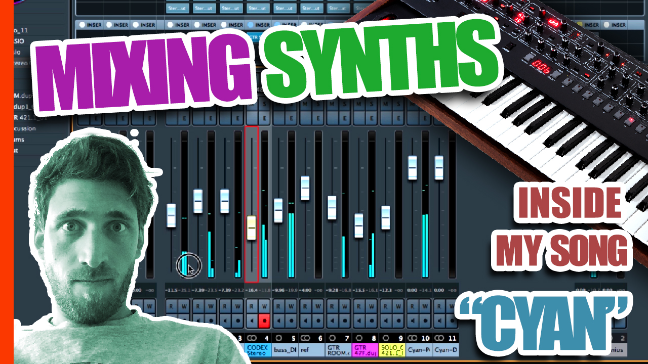 Mixing Synths and Keyboards